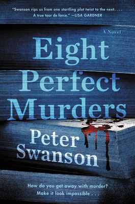 Image for EIGHT PERFECT MURDERS: A NOVEL