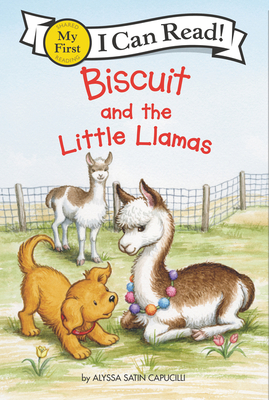 Image for BISCUIT AND THE LITTLE LLAMAS (MY FIRST I CAN READ!)