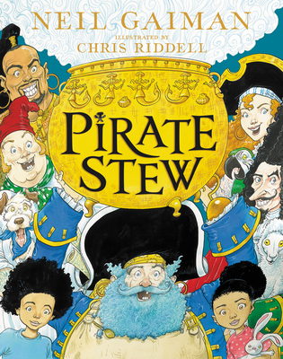 Image for PIRATE STEW