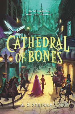 Image for CATHEDRAL OF BONES