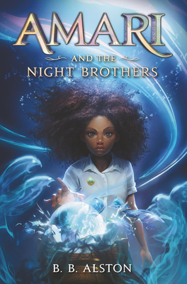 Image for AMARI AND THE NIGHT BROTHERS