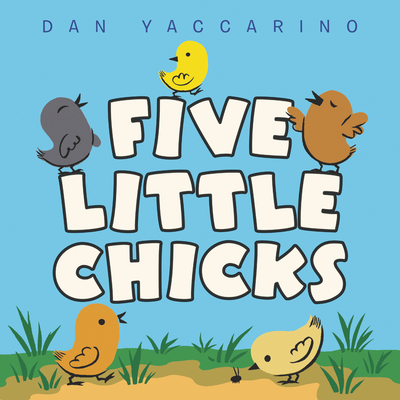 Image for FIVE LITTLE CHICKS