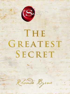 Image for GREATEST SECRET