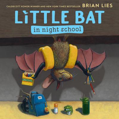 Image for LITTLE BAT IN NIGHT SCHOOL