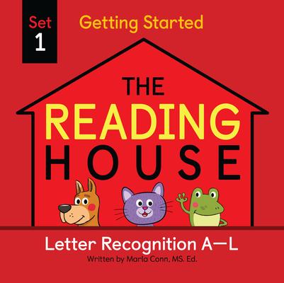 Image for READING HOUSE SET 1: LETTER RECOGNITION A-L
