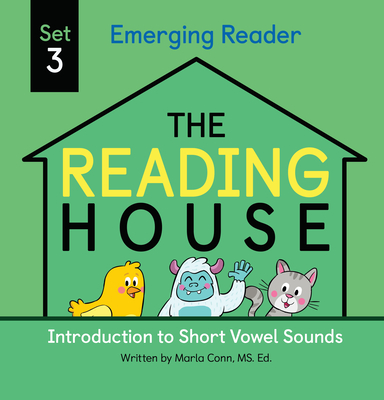 Image for READING HOUSE SET 3: INTRODUCTION TO SHORT VOWEL SOUNDS