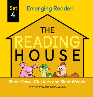 Image for READING HOUSE SET 4: SHORT VOWEL CLUSTERS AND SIGHT WORDS