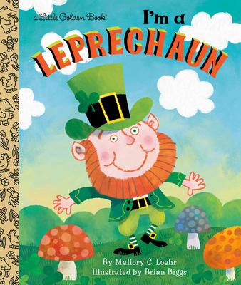 Image for I'M A LEPRECHAUN (LITTLE GOLDEN BOOK)