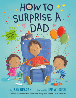 Image for HOW TO SURPRISE A DAD