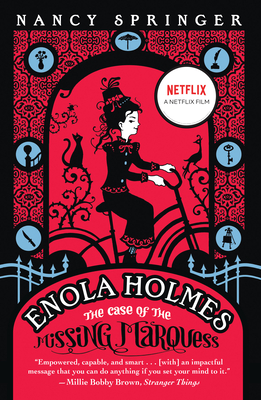 Image for ENOLA HOLMES: THE CASE OF THE MISSING MARQUESS
