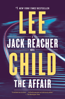 Image for The Affair: A Jack Reacher Novel