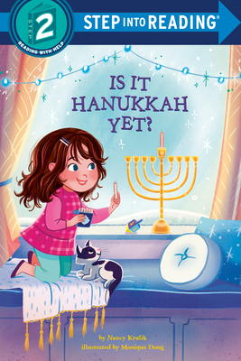 IS IT HANUKKAH YET (STEP INTO READING, STEP 2)