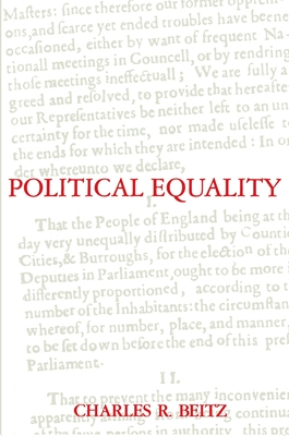 Image for Political Equality: An Essay in Democratic Theory
