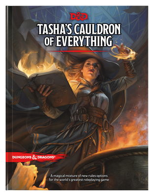 Image for Tasha's Cauldron of Everything (D&D Rules Expansion) (Dungeons & Dragons)