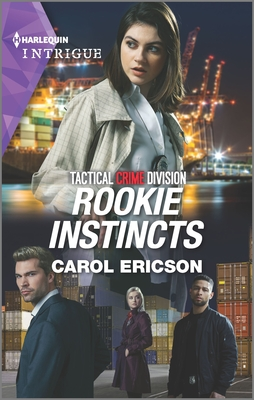 Image for Rookie Instincts (Tactical Crime Division: Traverse City, 1)