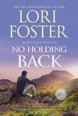 Image for NO HOLDING BACK (MCKENZIES OF RIDGE TRAIL, NO 1)