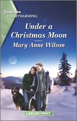 Image for Under a Christmas Moon: A Clean Romance (Eclipse Ridge Ranch, 1)