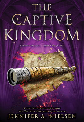 CAPTIVE KINGDOM (ASCENDANCE, NO 4)