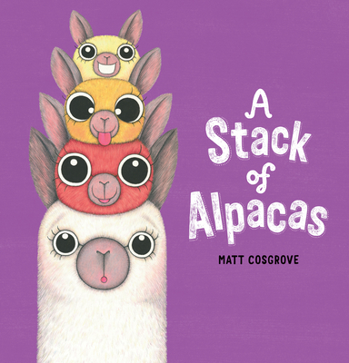 Image for STACK OF ALPACAS (MACCA THE ALPACA)