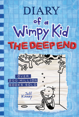 Image for The Deep End (Diary of a Wimpy Kid Book 15)