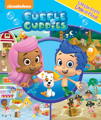 Image for Nickelodeon: Bubble Guppies (Look and Find)