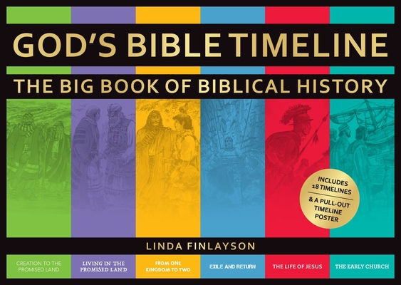 Image for Gods Bible Timeline: The Big Book of Biblical History