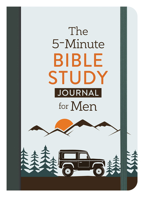 Image for The 5-Minute Bible Study Journal for Men
