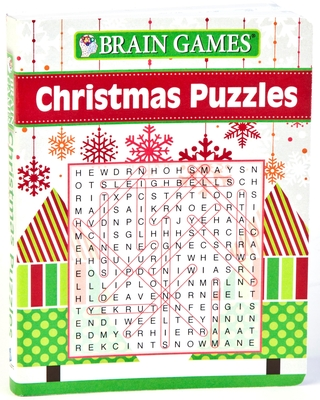 Image for Brain Games Mini - Christmas Puzzles