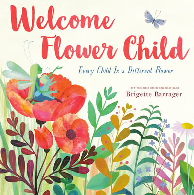 Image for WELCOME FLOWER CHILD: THE MAGIC OF YOUR BIRTH FLOWER