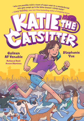 Image for KATIE THE CATSITTER (NO 1)